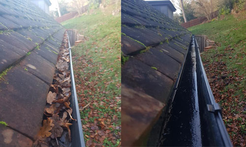 gutter cleaners carlisle